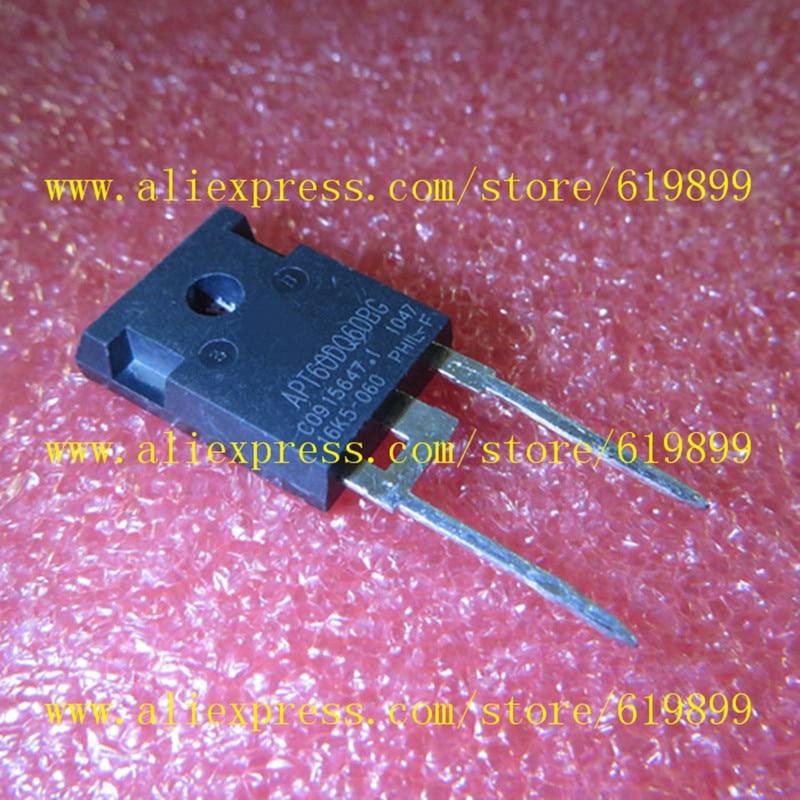 10 قطعة APT60DQ60BG APT60DQ60 إلى-247 شحن مجاني