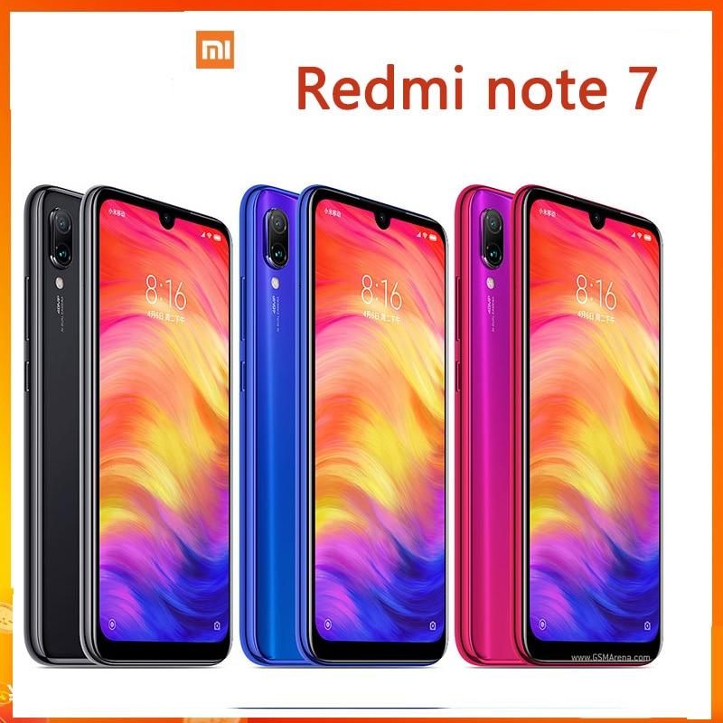 Смартфон Xiaomi Redmi Note 7, Android googleplay, 6,3 дюйма, 48 МП, Snapdragon 660