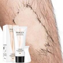 60g Depilatory Cream Hair Removing Cream for Women and MenHand Leg Hair Loss Depilatory Cream Remova