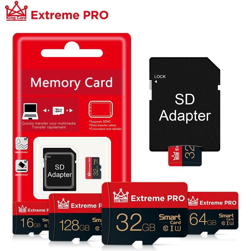 Micro SD TF Card 4GB 8GB 16GB/32GB/64GB/128GB Class 10 high speed Flash Memory Microsd Card cartao d