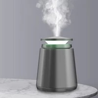 Humidificateur electrique Portable USB  diffuseur dhuiles essentielles et darome  Mini brumisateur hydratant pour le bureau et la maison