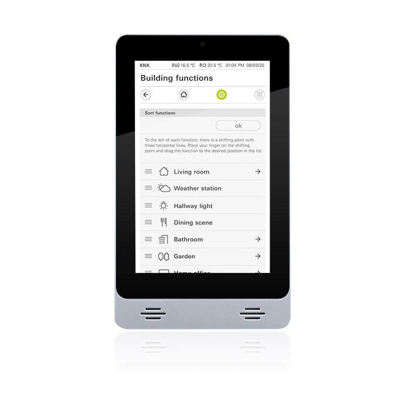 Умный дом 8-дюймовые промышленные емкостные сенсорные планшеты Android с проверкой посещаемости работы