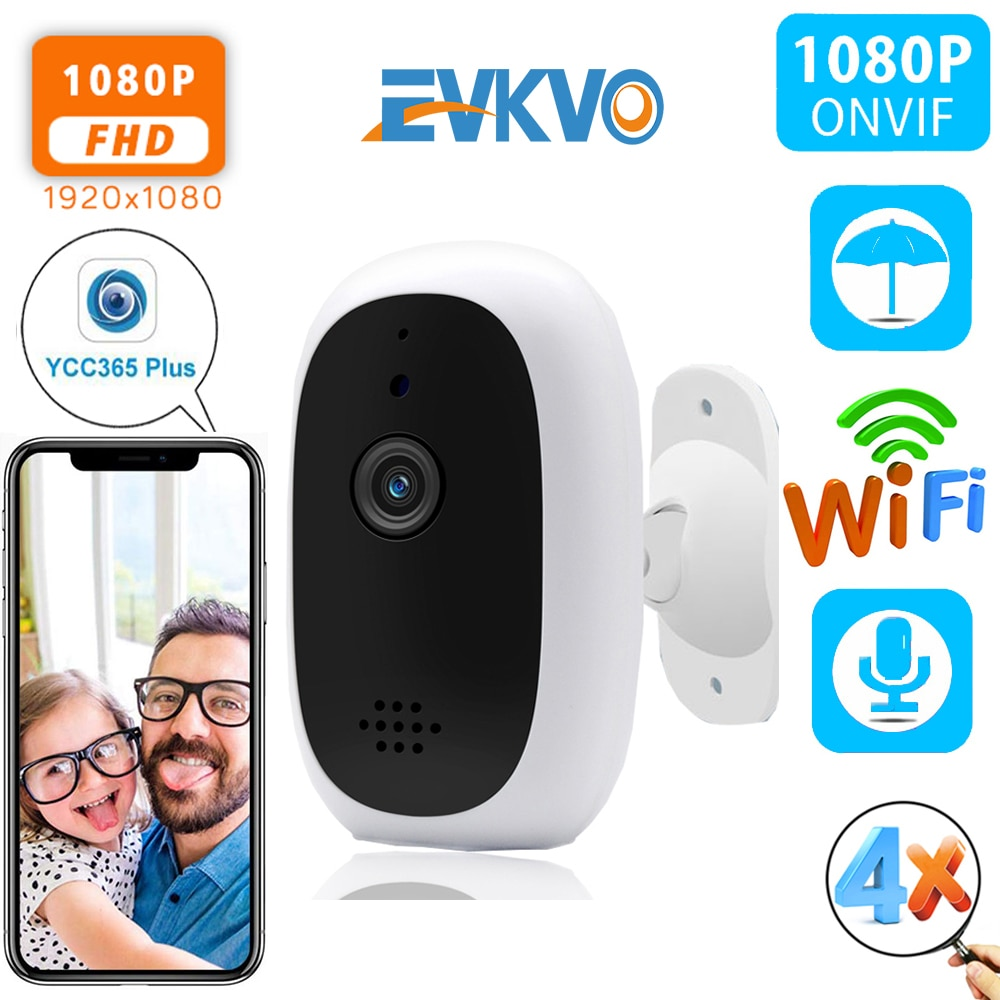 AliExpress - EVKVO HD 1080P Cloud Wireless IP Camera Intelligent Auto Tracking of Human Home Security Surveillance CCTV Network Wifi Camera