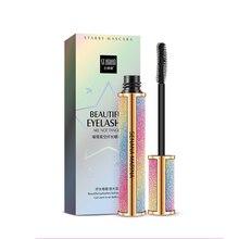 Volume Silk Fiber Mascara Waterproof Eyelashes Makeup Eyelash Growth Lengthens Cosmetics Beauty Heal