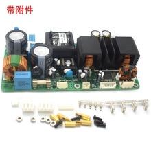 Placa do amplificador de potência ice125asx2 amplificador de potência estéreo digital febre fase amplificador de potência H3-001