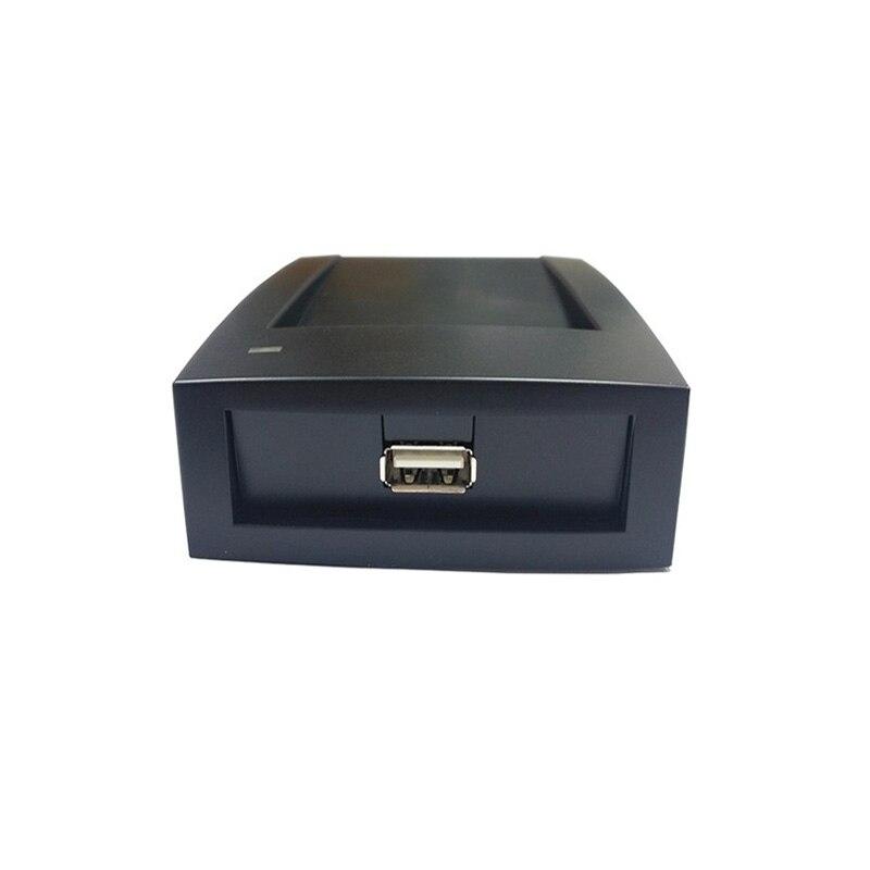 134.2KHz EM4305 Animal  Rfid Microchip Reader Writer contactless smart card reader 13.56 rfid reader enlarge