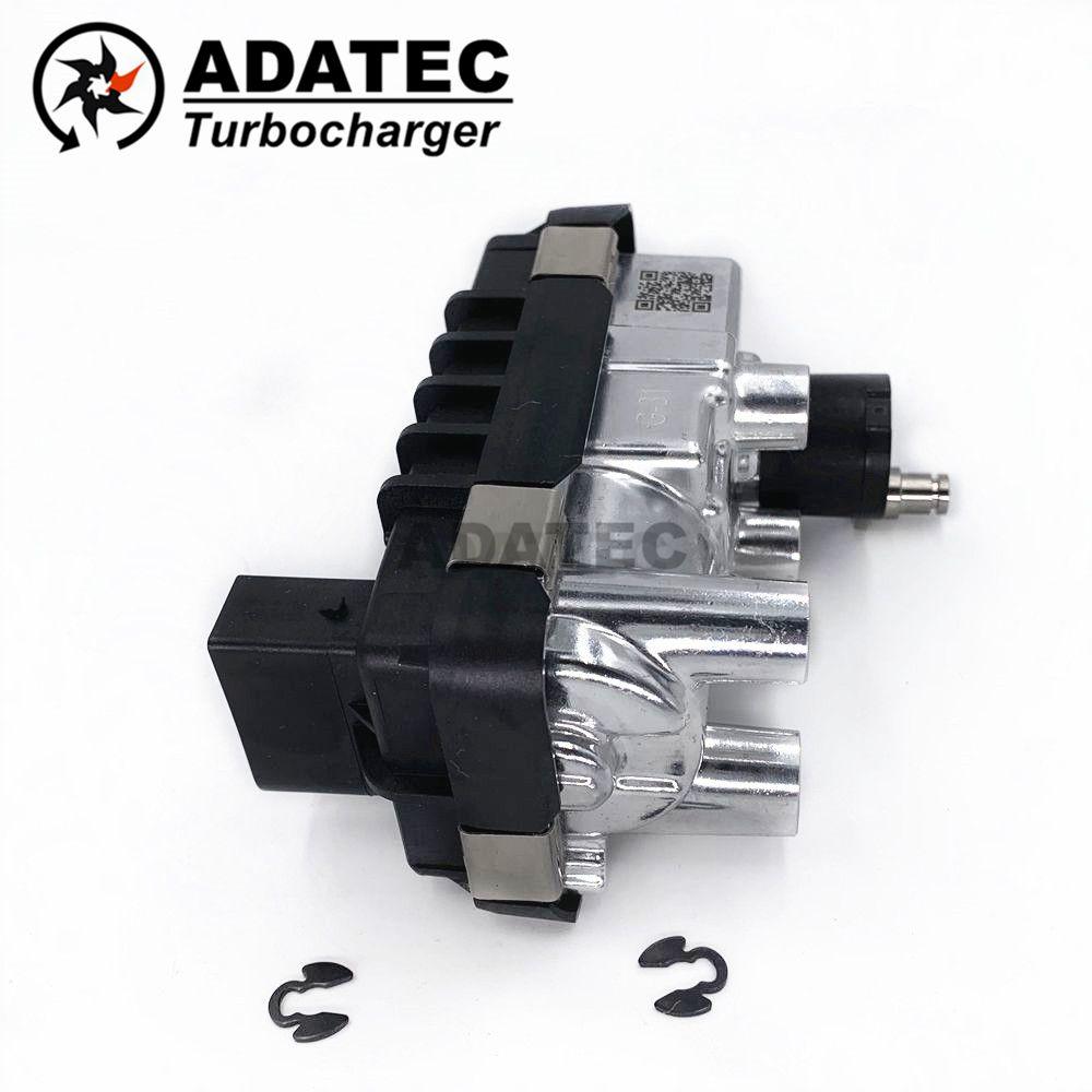 Calidad genuina Turbo actuador eléctrico G-62 G-062 G62 turbocompresor electrónicos válvula de descarga 761963 Hella 6NW009483 de turbina