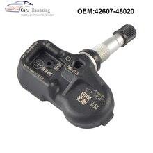 Capteur de pression de pneu 4260748020 MHz   Système de surveillance pour Toyota Land Cruiser Prado 433 Camry Lexus LX 42607-48020