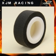 Imported Cotton Air Filter for 1/5 ROVAN LT Losi 5ive-T Kingmotor X2 Ddt Fid Racing Truck Rc Car Par