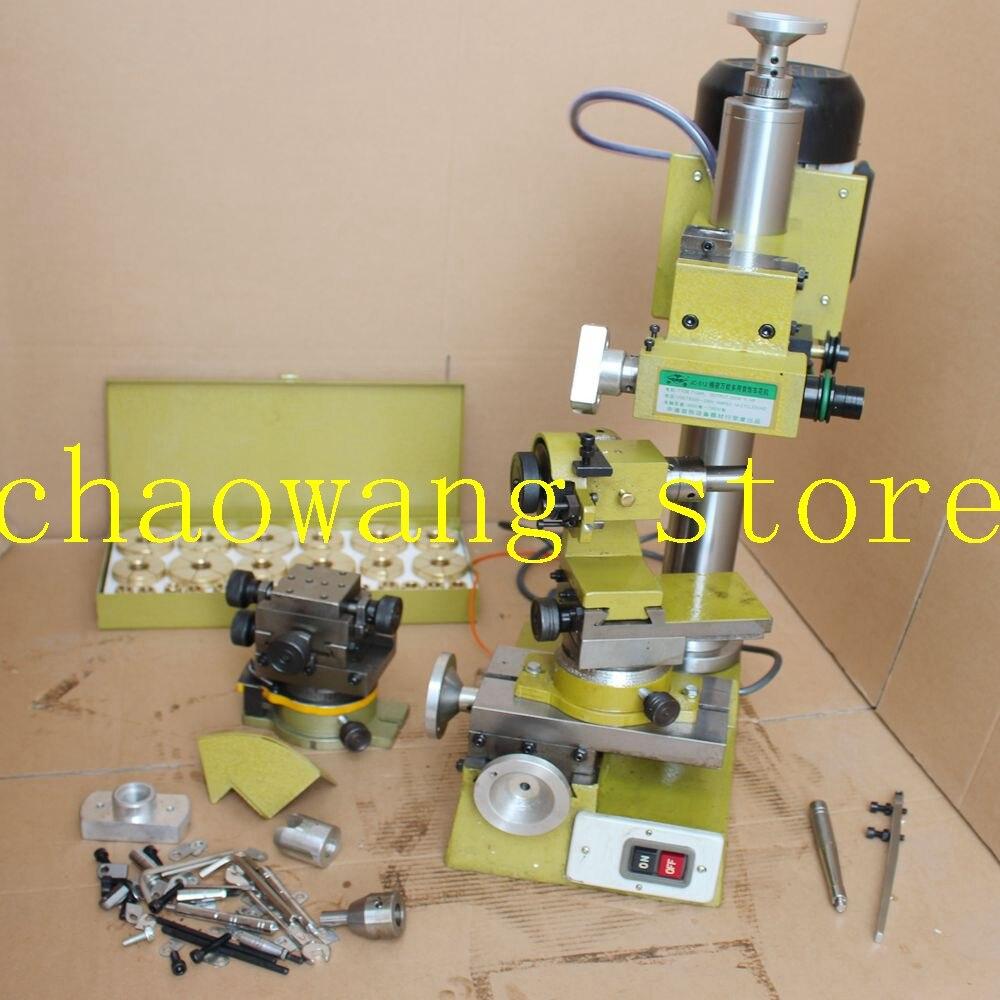 Máquina de gravura de jóias graver max graver helper