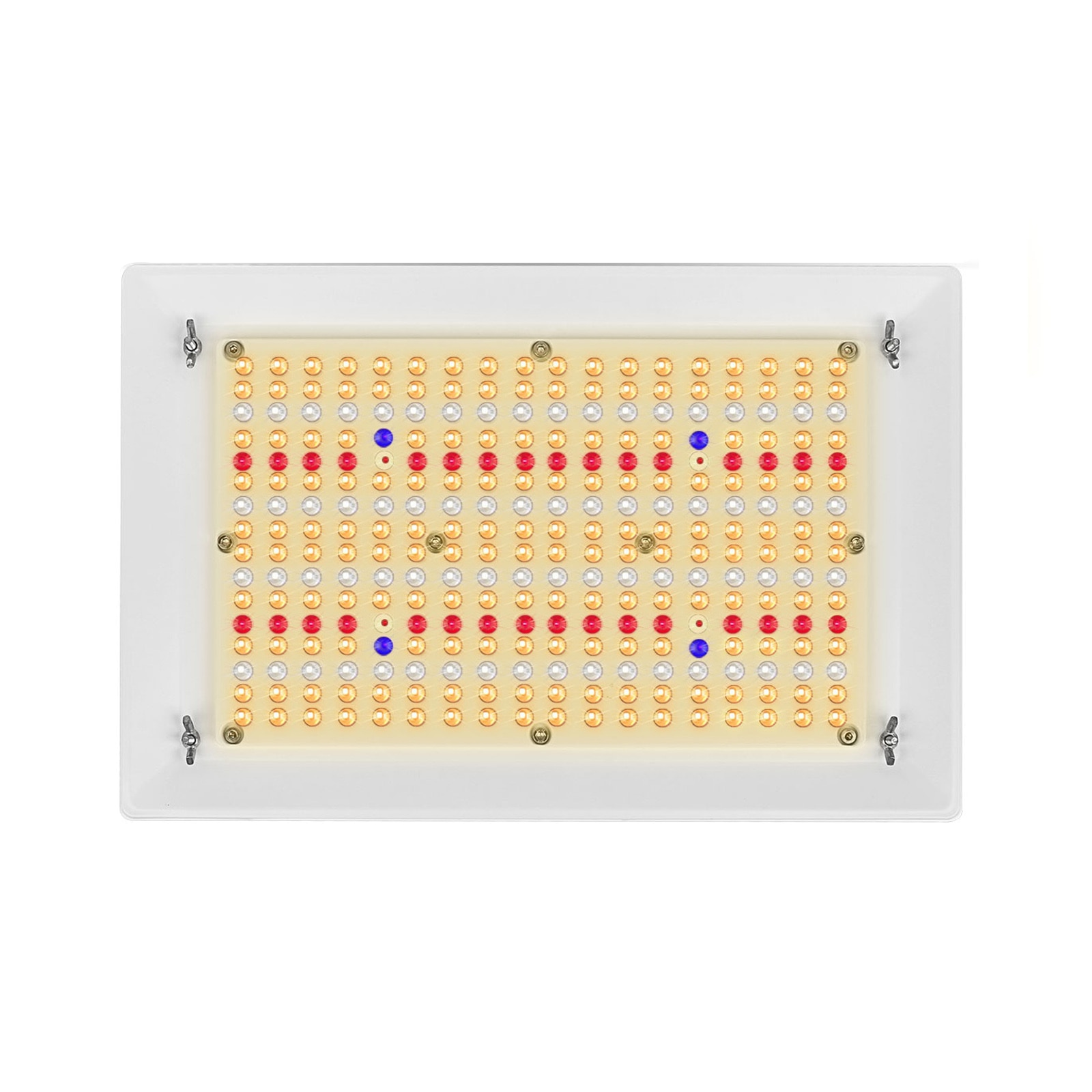 LED Grow Light 3x2ft Samsung LM281B+  Full Spectrum Plants Growing  Lamp for Hydroponic Indoor Seeding Veg and Bloom Greenhouse