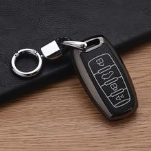 Porte-clés lumineux en alliage de Zinc   Housse de télécommande de voiture pour grand mur H6 Coupe H7 H9 H1 H2