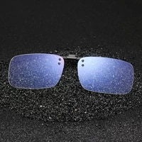 anti blue light glasses women men clip on eyeglasses clear computer phone blue ray eyewear fashion clip flip up glasses