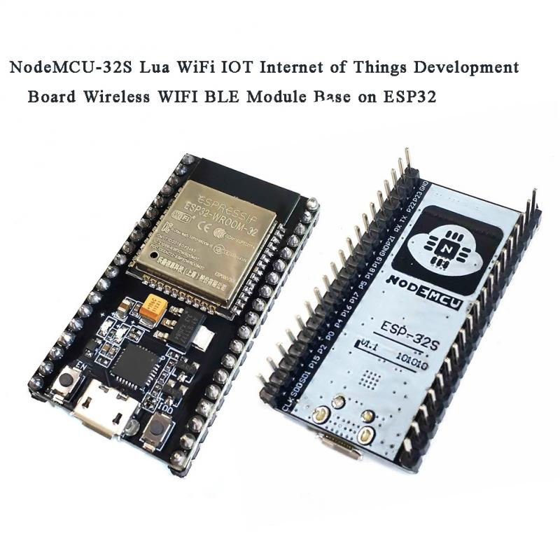 ESP32 ESP32-WROOM-32 Lua WIFI IOT Development Board Wireless BLE NodeMCU-32S WiFi Module BLE Ai-thinker