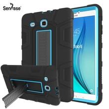 Für Samsung Galaxy Tab E 9,6 zoll T560 T561 Fall Kids Safe PC Silicon Hybrid Anti-herbst Stoßfest Stand tablet Abdeckung