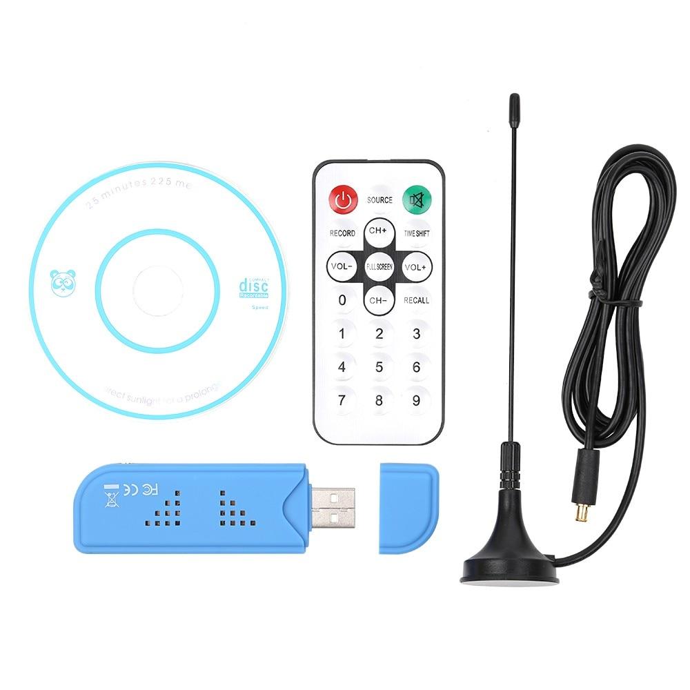 مستقبل تلفاز رقمي ، USB 2.0 ، DVB-T ، SDR ، DAB ، FM ، عصا استقبال RTL2832U ، R820T2