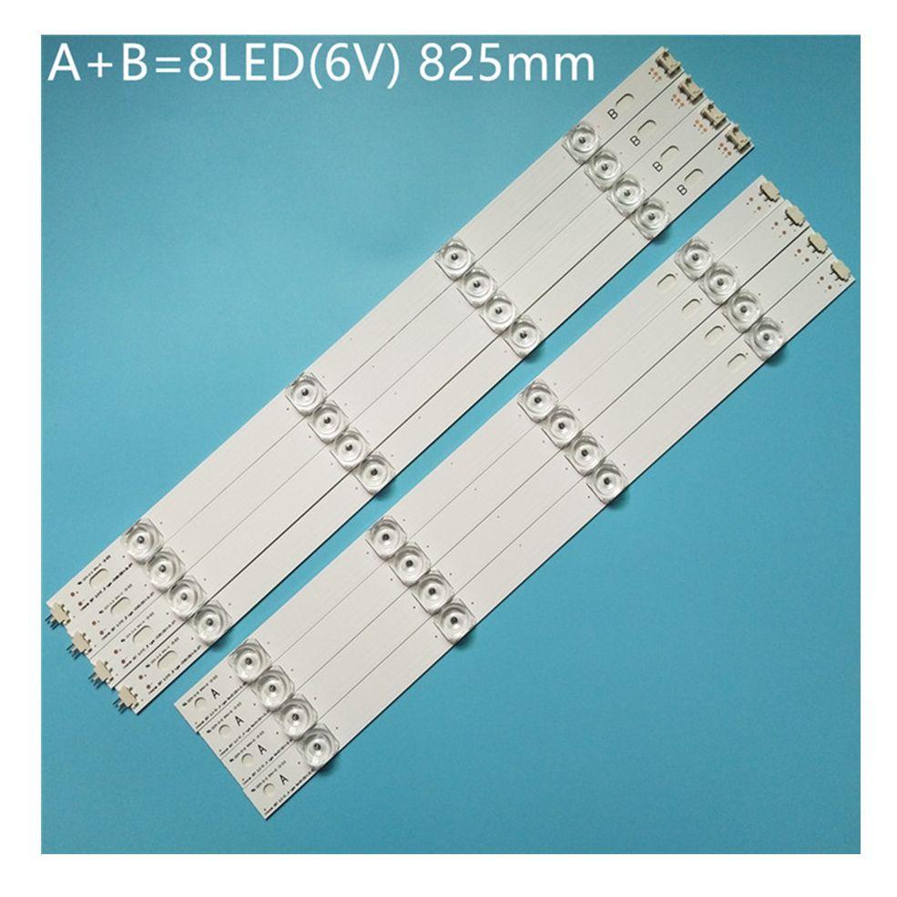 شريط إضاءة خلفية للتلفاز ل LG 42LB565V 42LB565U 42