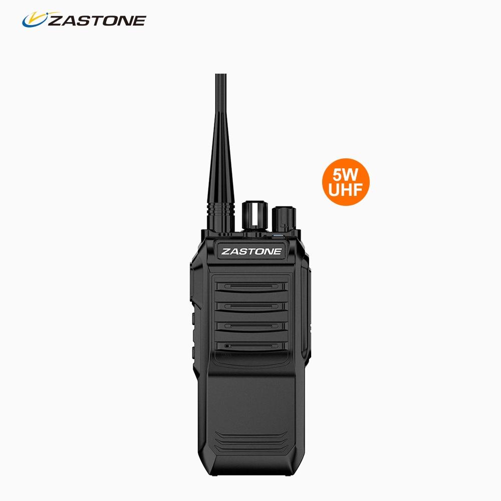 Zastone T3000 5w walkie talkie Uhf 400-520mhz Two way radio  HF Transceiver Ham CB Radio  High Power Handheld walkie talkie