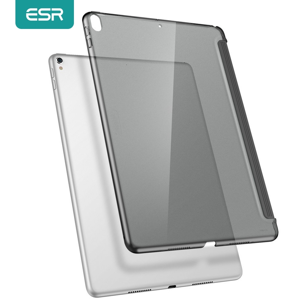 ESR Case for iPad Pro 10.5 Hard Back Perfect Match with Smart Keyboard Slim Fit Shell Cover inches