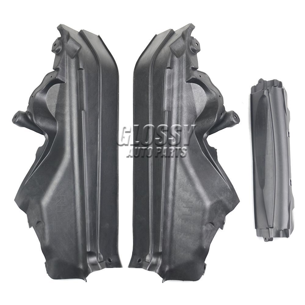 AP03 3 uds del motor del coche del compartimento superior de partición de Panel de BMW X5 X6 E70 E71 E72 51717169419 de 51717169420 a 51717169421