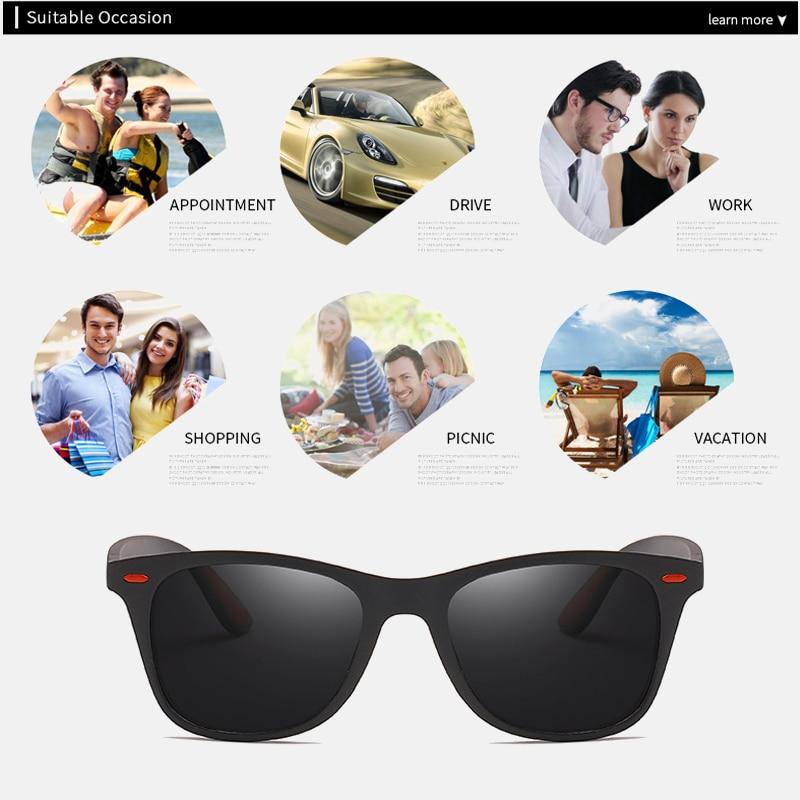 Новейшие Популярные стильные ретро очки заклепка Зеркало мужские солнцезащитные очки и женские мужские классические квадратные поляризов...