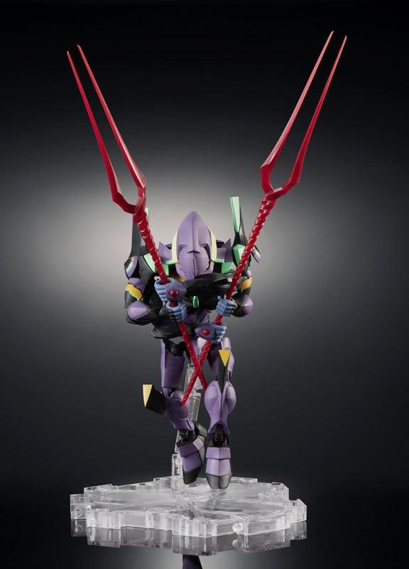 100% Original BANDAI MALIGNI Tamashii NXEDGE STILE n. ° 0045 figura de acción-Unidad de la figura Evangelion-13