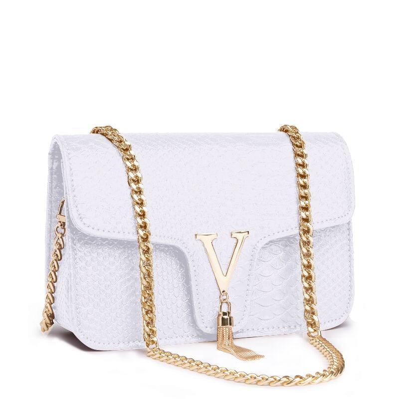 Luxury handbag brand bags for women 2020 Fashion handbags women bags crocodile crossbody bag bolsa feminina sac a main brand