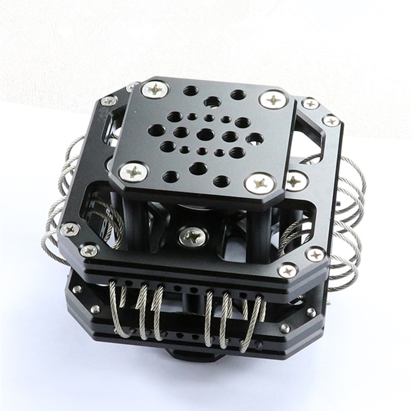 HONTOO Pro-مثبت رأس ممتص الصدمات الصلب ، لـ DJI RS2 ، RONIN M MX ، فيلم سيارة ، رافعة Jib لـ 3 محاور gimbal