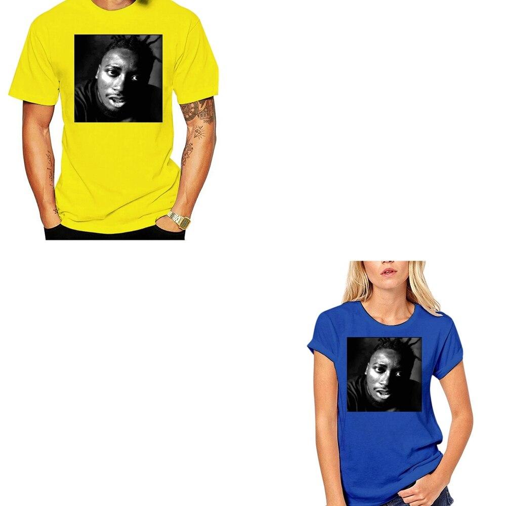 Camiseta negra de diseñador para hombre, camisa de manga corta, de algodón,...