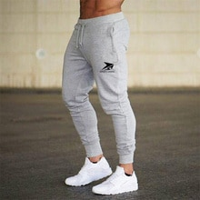 Men's new product trousers fitness casual pants daily training fitness casual sports jogging pants