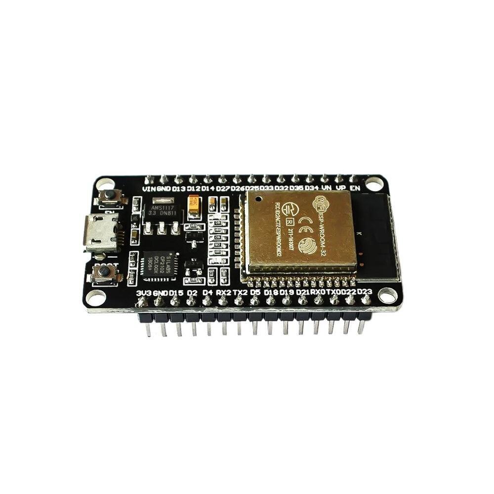 Wifi Senza Fili Scheda di Sviluppo di Saldatura Header Modulo Filtro Per Esp-32 Amplificatore di Potenza Micro Usb Dual Core