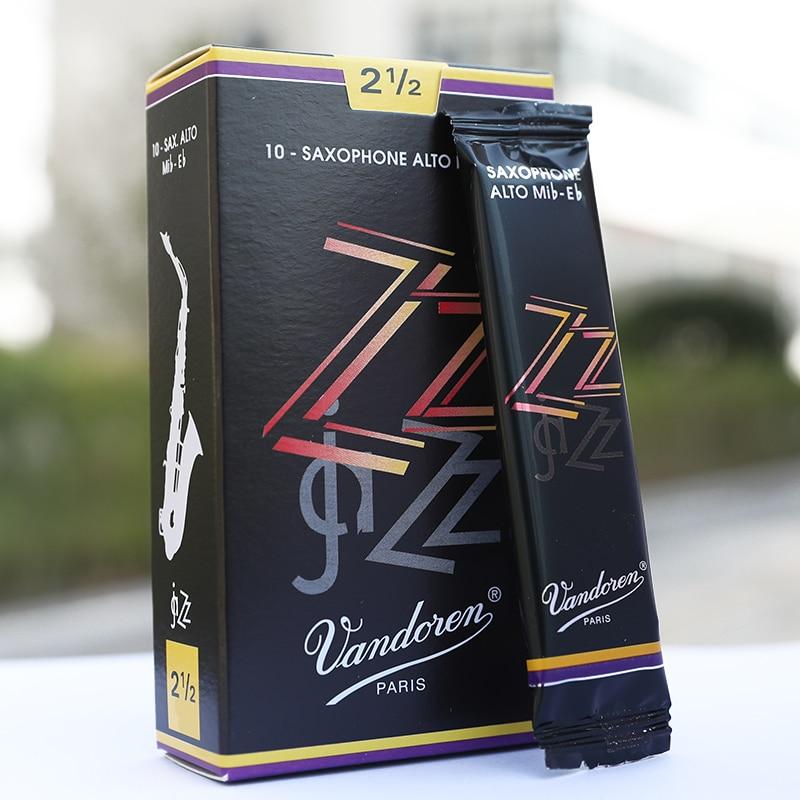 France vandoren  jazz Eb  alto  sax  reed  2.5/3.0 /alto  saxphone suit  Jazz style use
