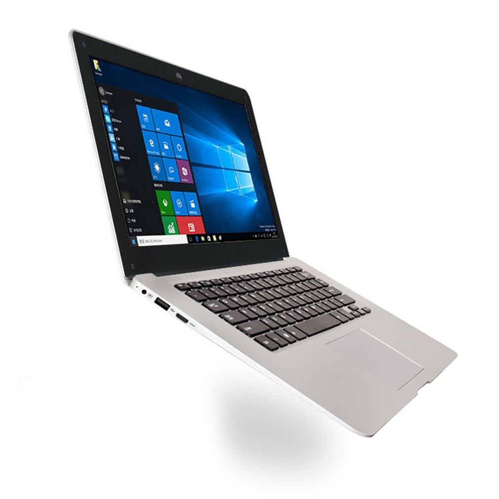 Ultra-thin Laptop PC 14.1-inch Computer with Bluetooth and Wifi netbook Display pixel 2GB+32GB for W