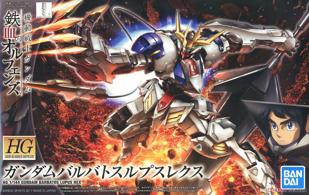 Mobile Suit Gundam BANDAI IRON-BLOODED ORPHANS IBO HG 033 1/144 Action Figures Plastic Model Toys