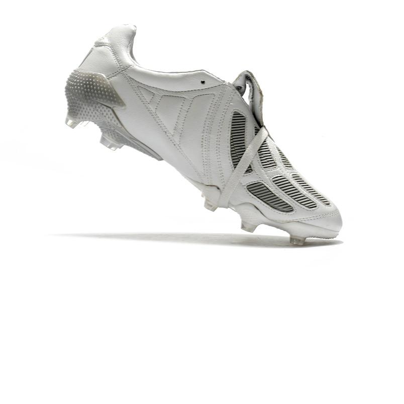 Release New Season PreDator 20+  Mania'Tormentor' FG Football Boots For Mens Outdoor Soccer Shoes