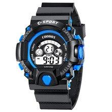 Bracelet Watch Children Watches Kids For Girls Boys Sport Electronic Wristwatch LED Digital Child Wr