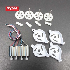 SYMA X5SC X5SW X5HC X5HW RC drone Repuesto parts motop motors cover gear rc parts helicopter spare parts Connect the gear