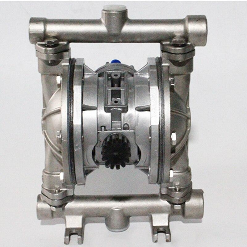 Diaphragm Pump  QBK-25 Max Flow rate 100L/min Air operated Pneumatic diaphragm pump  BSPT Thread kamoer kvp04 12v 24v mini diaphragm vaccum pump electric air pump with low flow rate 1 1l min and low noise