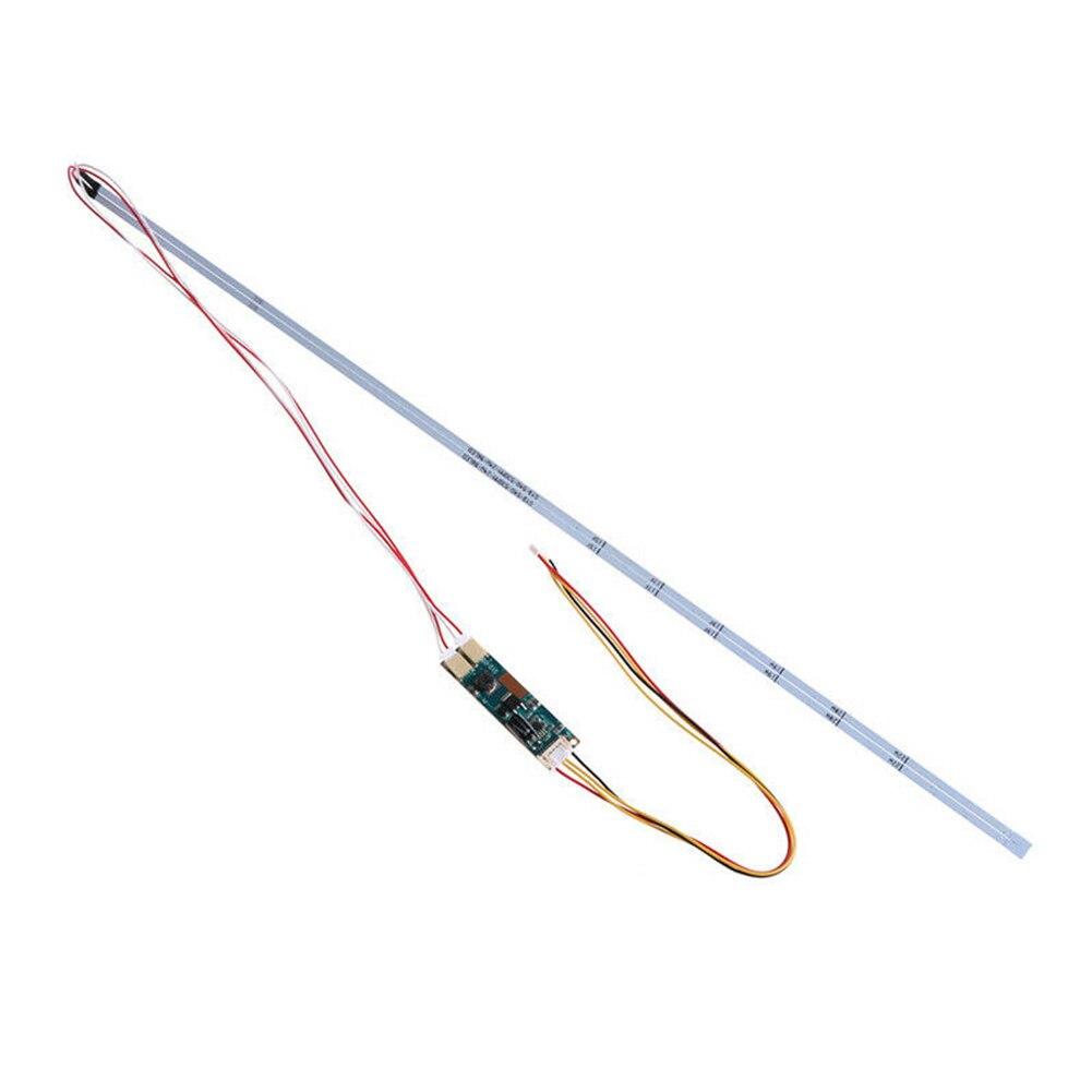 Kit profesional duradero 490mm DIY CCFL práctico alto brillo LCD pantalla tira de LED para iluminación trasera 22 pulgadas de ahorro de energía Monitor