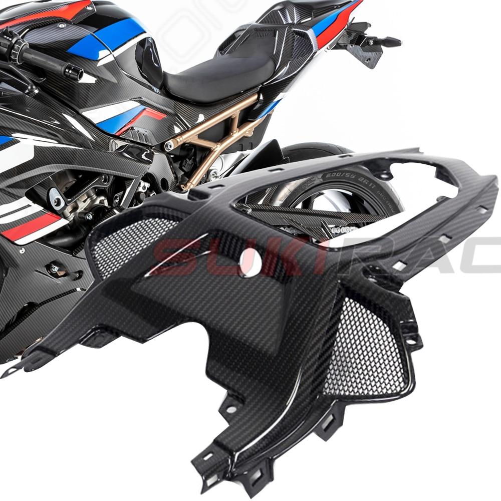 لسيارات BMW S1000RR S1000 RR S 1000 RR 2019 2020 2021 أجزاء دراجات من ألياف الكربون لوحة المقعد الخلفي هدية دراجة نارية الملحقات