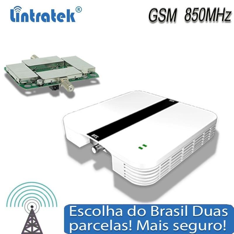 Lintratek-amplificador de señal de teléfono móvil, repetidor de señal gsm umts cdma...