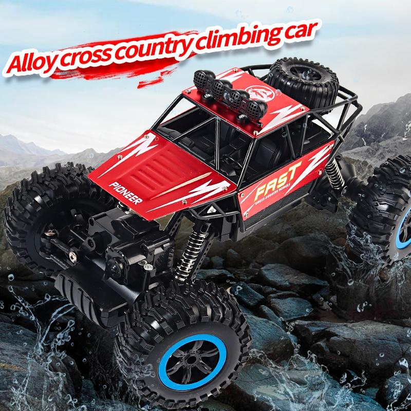 1:14 4WD RC Car Updated Version 2.4G Radio Control RC Car Toys remote control car Trucks Off-Road Tr