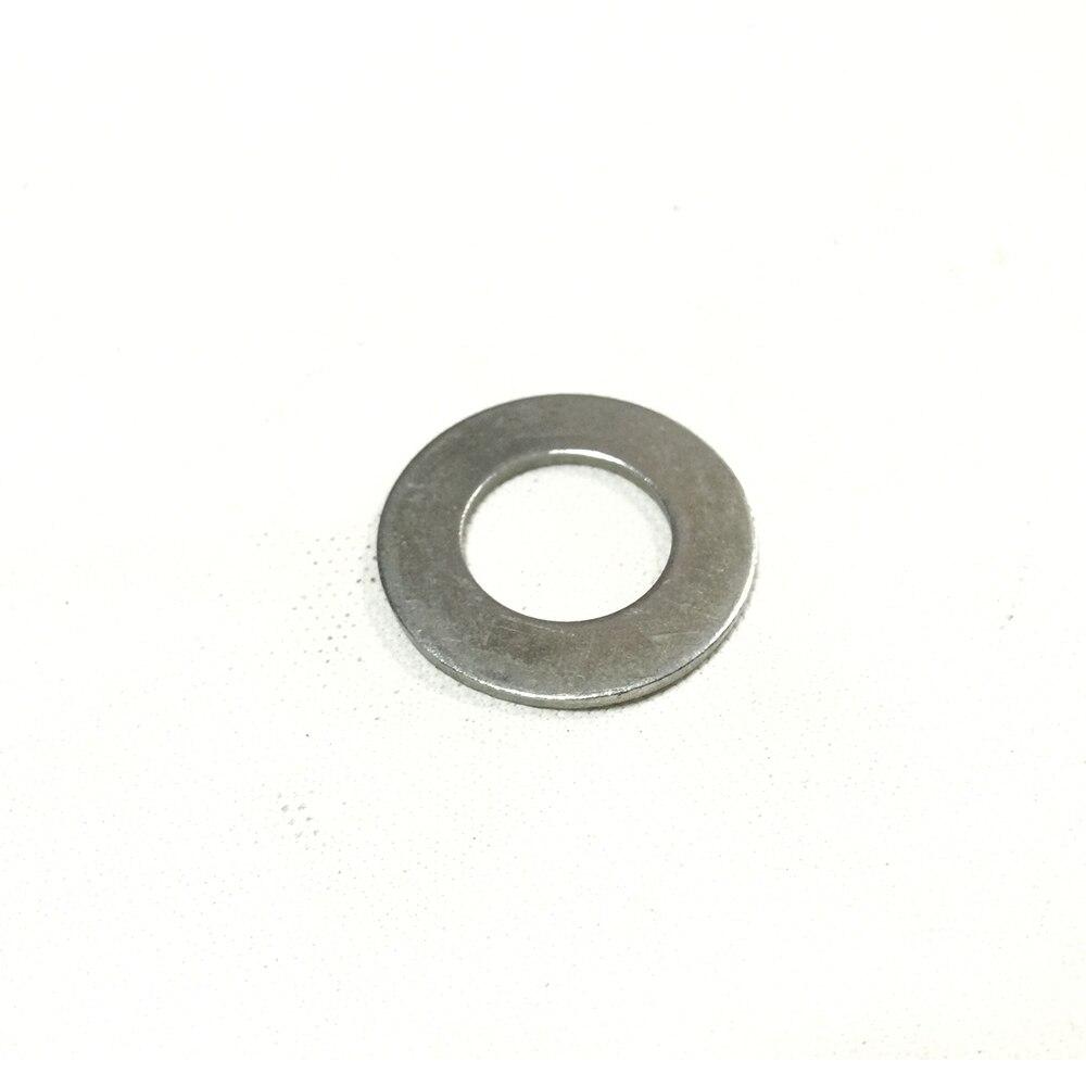 Peças sobresselentes do boliche T11-052064-001 arruela lisa (15mm x 24 mm x 2mm) (10 pçs/saco) uso para a máquina de brunswick