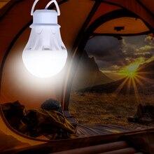 Latarka LED przenośna lampa kempingowa mała żarówka 5V LED USB Power lampka do czytania LED czytanie Student lampka na biurko Super Birght