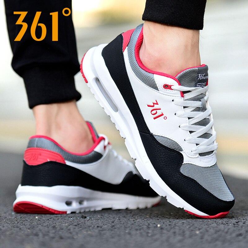361 أحذية رجالي وسادة هوائية أحذية رياضية الرجال شبكة تنفس أحذية رجالي احذية الجري 361 الصيف صافي أحذية كاجوال