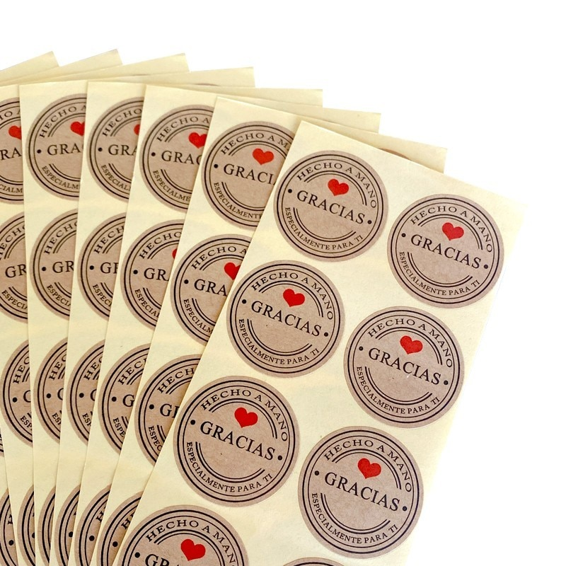 100pcs-adesivo-sigillante-kraft-retro-gracias-rotondo-adesivo-sigillo-kraft-per-prodotti-fatti-a-mano-etichetta-vintage-con-cuore-rosso