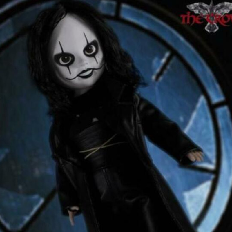 In Stock Toyz 99611 10 The Crow Action Figure Doll Model Toy for collection