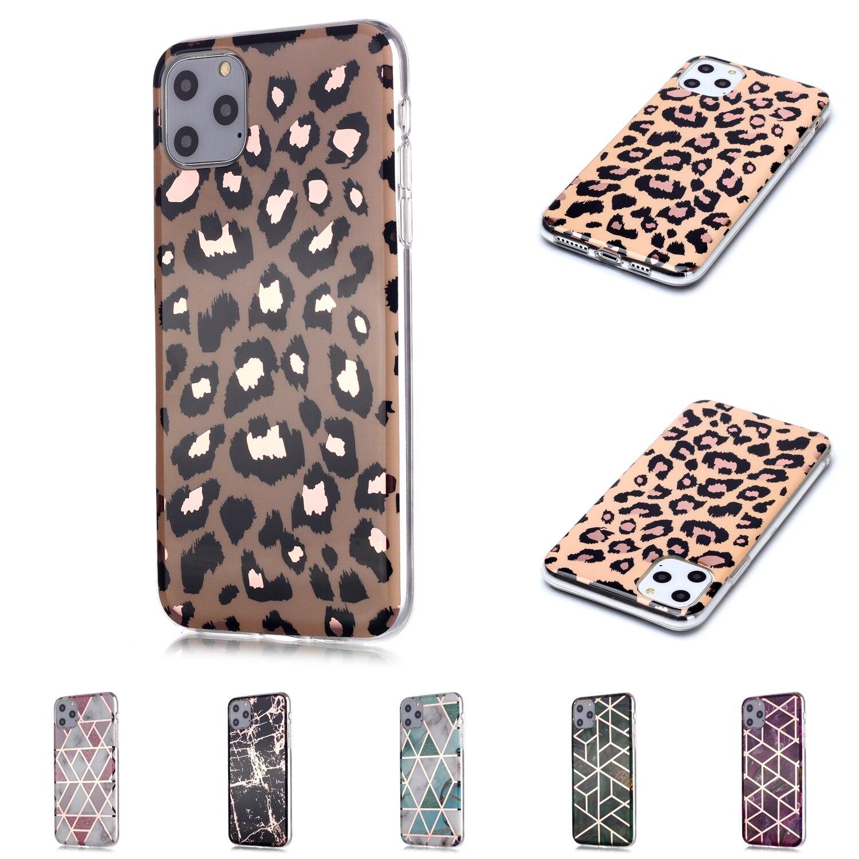 Púrpura suave TPU funda para iphone 8 Plus Bolsa De Teléfono Apple iPhone estuche iphone 7 XS Max X 11 8 6S 5 Pro 6 5S táctil SE XR Carcasa