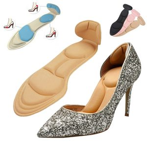 sport shoes pad comfortable gel insoles men massage sole  women insoles inserts shock absorption pads women Shoes Insoles