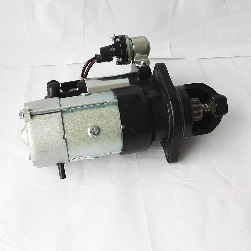 Motor de arranque diesel 4929600 das peças 24v 6kw do motor 4bt 6bt